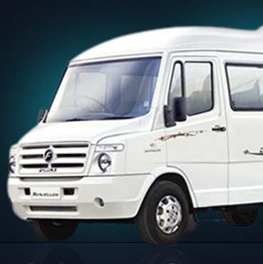 same day jaipur tour by air conditioned tempo traveller